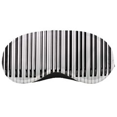 Abstract Piano Keys Background Sleeping Masks by Nexatart
