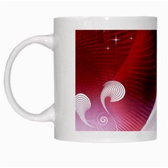Dreamworld Studio 2d Illustration Of Beautiful Studio Setting White Mugs by Nexatart