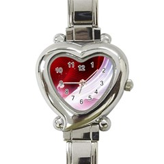 Dreamworld Studio 2d Illustration Of Beautiful Studio Setting Heart Italian Charm Watch