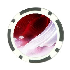 Dreamworld Studio 2d Illustration Of Beautiful Studio Setting Poker Chip Card Guard (10 Pack)