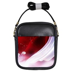 Dreamworld Studio 2d Illustration Of Beautiful Studio Setting Girls Sling Bags by Nexatart