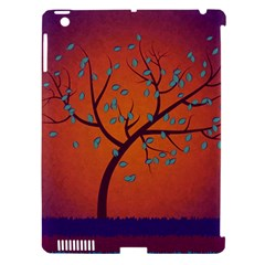 Beautiful Tree Background Apple Ipad 3/4 Hardshell Case (compatible With Smart Cover) by Nexatart