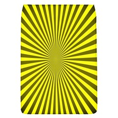 Sunburst Pattern Radial Background Flap Covers (s)