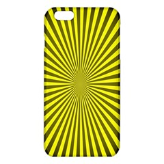 Sunburst Pattern Radial Background Iphone 6 Plus/6s Plus Tpu Case