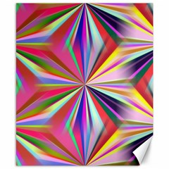 Star A Completely Seamless Tile Able Design Canvas 8  X 10