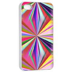 Star A Completely Seamless Tile Able Design Apple Iphone 4/4s Seamless Case (white) by Nexatart