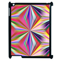 Star A Completely Seamless Tile Able Design Apple Ipad 2 Case (black) by Nexatart