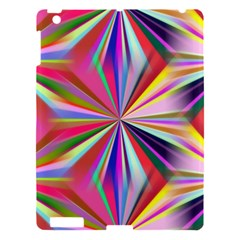 Star A Completely Seamless Tile Able Design Apple Ipad 3/4 Hardshell Case by Nexatart