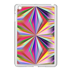 Star A Completely Seamless Tile Able Design Apple Ipad Mini Case (white) by Nexatart