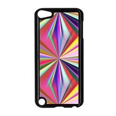 Star A Completely Seamless Tile Able Design Apple Ipod Touch 5 Case (black) by Nexatart
