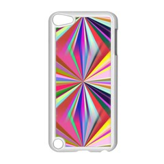 Star A Completely Seamless Tile Able Design Apple Ipod Touch 5 Case (white) by Nexatart