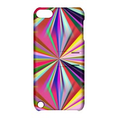 Star A Completely Seamless Tile Able Design Apple Ipod Touch 5 Hardshell Case With Stand by Nexatart
