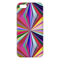 Star A Completely Seamless Tile Able Design Apple Iphone 5 Premium Hardshell Case