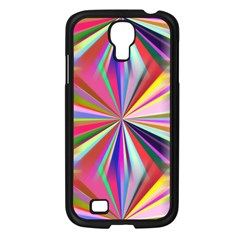 Star A Completely Seamless Tile Able Design Samsung Galaxy S4 I9500/ I9505 Case (black) by Nexatart