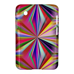 Star A Completely Seamless Tile Able Design Samsung Galaxy Tab 2 (7 ) P3100 Hardshell Case  by Nexatart