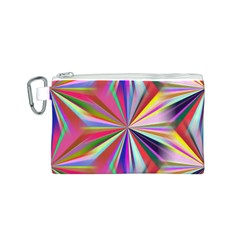 Star A Completely Seamless Tile Able Design Canvas Cosmetic Bag (s) by Nexatart