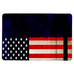 Grunge American Flag Background Ipad Air Flip by Nexatart