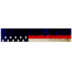 Grunge American Flag Background Flano Scarf (large) by Nexatart