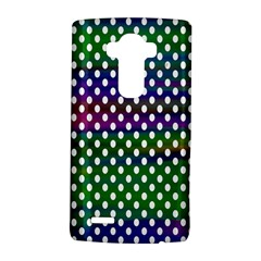 Digital Polka Dots Patterned Background LG G4 Hardshell Case by Nexatart