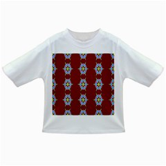 Geometric Seamless Pattern Digital Computer Graphic Infant/toddler T Shirts