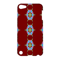 Geometric Seamless Pattern Digital Computer Graphic Apple Ipod Touch 5 Hardshell Case