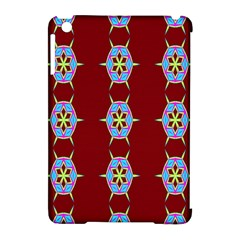 Geometric Seamless Pattern Digital Computer Graphic Apple Ipad Mini Hardshell Case (compatible With Smart Cover) by Nexatart
