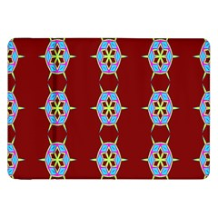 Geometric Seamless Pattern Digital Computer Graphic Samsung Galaxy Tab 8 9  P7300 Flip Case