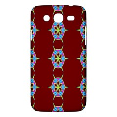 Geometric Seamless Pattern Digital Computer Graphic Samsung Galaxy Mega 5 8 I9152 Hardshell Case  by Nexatart