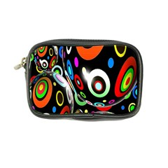 Background Balls Circles Coin Purse by Nexatart