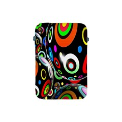Background Balls Circles Apple Ipad Mini Protective Soft Cases by Nexatart