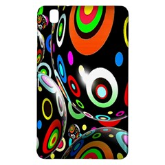 Background Balls Circles Samsung Galaxy Tab Pro 8 4 Hardshell Case