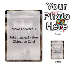 Gwt Solo By Tke229   Multi Purpose Cards (rectangle)   7uzc10mhl4mm   Www Artscow Com Front 52