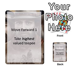 Gwt Solo By Tke229   Multi Purpose Cards (rectangle)   7uzc10mhl4mm   Www Artscow Com Front 13