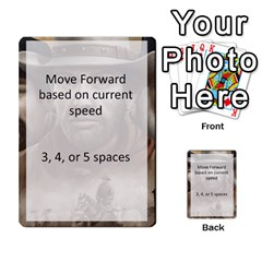 Gwt Solo By Tke229   Multi Purpose Cards (rectangle)   7uzc10mhl4mm   Www Artscow Com Front 23