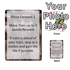Gwt Solo By Tke229   Multi Purpose Cards (rectangle)   7uzc10mhl4mm   Www Artscow Com Front 25