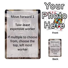 Gwt Solo By Tke229   Multi Purpose Cards (rectangle)   7uzc10mhl4mm   Www Artscow Com Front 31