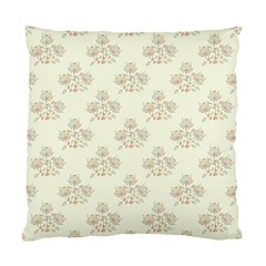 Seamless Floral Pattern Standard Cushion Case (two Sides) by TastefulDesigns