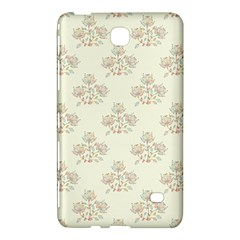 Seamless Floral Pattern Samsung Galaxy Tab 4 (8 ) Hardshell Case  by TastefulDesigns