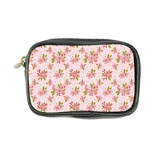 Beautiful Hand Drawn Flowers Pattern Coin Purse by TastefulDesigns