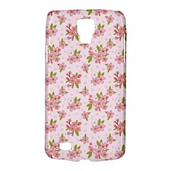 Beautiful Hand Drawn Flowers Pattern Galaxy S4 Active by TastefulDesigns