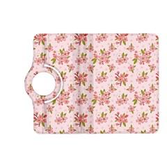 Beautiful Hand Drawn Flowers Pattern Kindle Fire Hd (2013) Flip 360 Case by TastefulDesigns