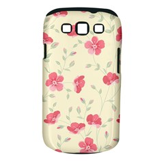 Seamless Flower Pattern Samsung Galaxy S Iii Classic Hardshell Case (pc+silicone) by TastefulDesigns