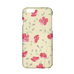 Seamless Flower Pattern Apple Iphone 6/6s Hardshell Case by TastefulDesigns