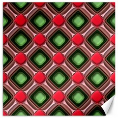 Gem Texture A Completely Seamless Tile Able Background Design Canvas 12  X 12   by Nexatart