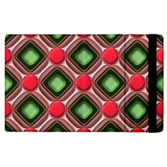 Gem Texture A Completely Seamless Tile Able Background Design Apple Ipad 2 Flip Case