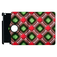 Gem Texture A Completely Seamless Tile Able Background Design Apple Ipad 2 Flip 360 Case by Nexatart