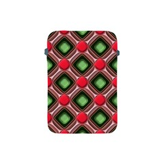 Gem Texture A Completely Seamless Tile Able Background Design Apple Ipad Mini Protective Soft Cases by Nexatart