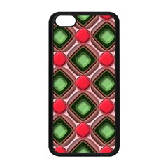 Gem Texture A Completely Seamless Tile Able Background Design Apple Iphone 5c Seamless Case (black) by Nexatart