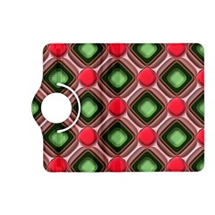 Gem Texture A Completely Seamless Tile Able Background Design Kindle Fire Hd (2013) Flip 360 Case by Nexatart