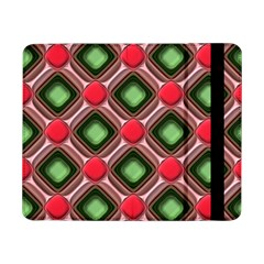 Gem Texture A Completely Seamless Tile Able Background Design Samsung Galaxy Tab Pro 8 4  Flip Case by Nexatart